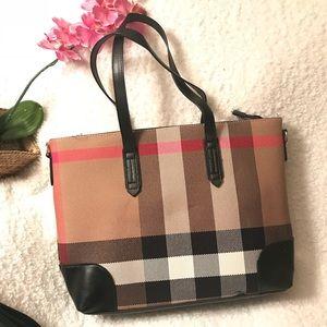 🔥Women Handbags Trendy Plaid Faux Leather 🔥